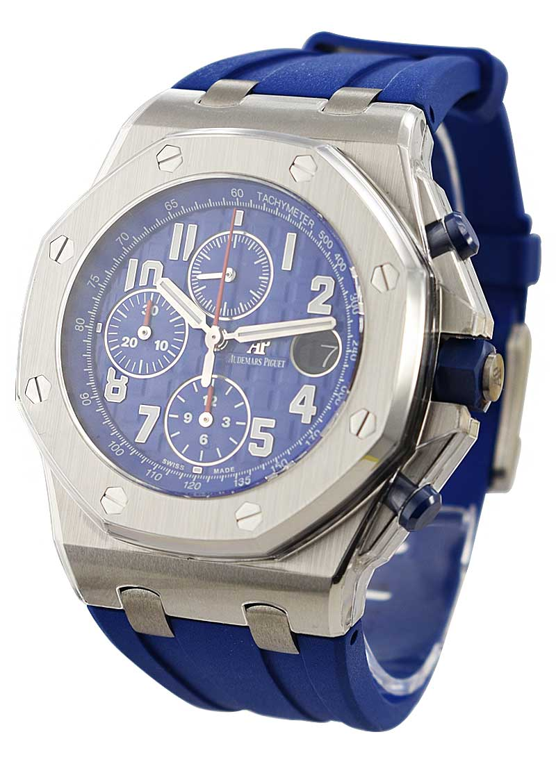 Audemars Piguet Royal Oak Offshore Chrono in Stainless Steel