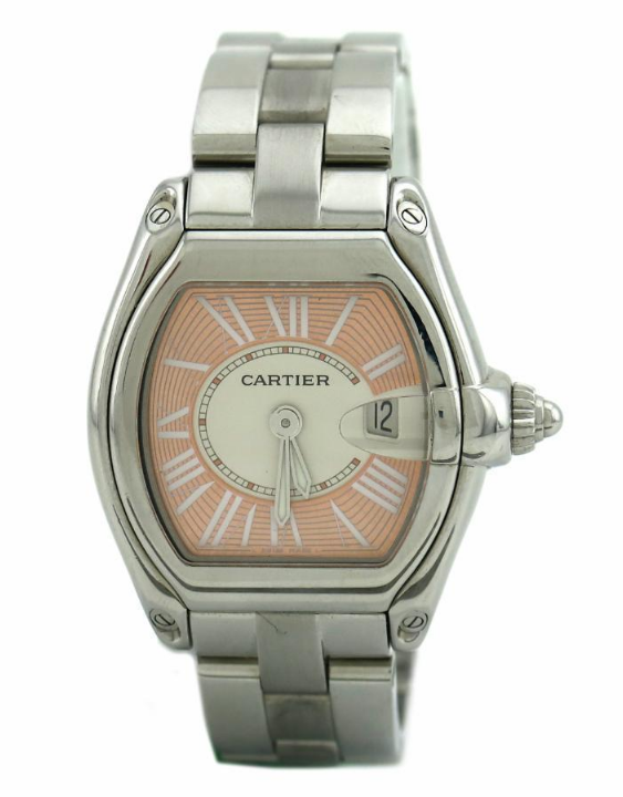 Cartier Lady's Roadster in Steel