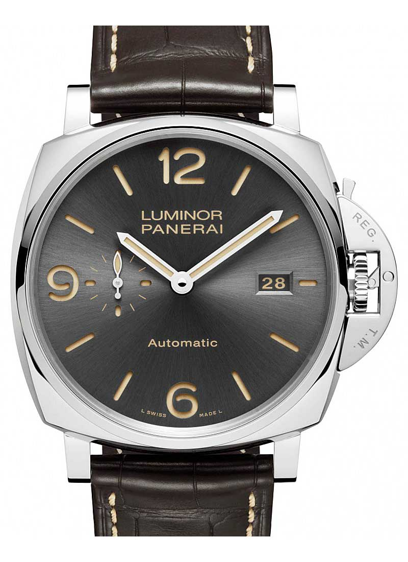 Panerai PAM 943 - Luminor Due 3 Days in Stainless Steel