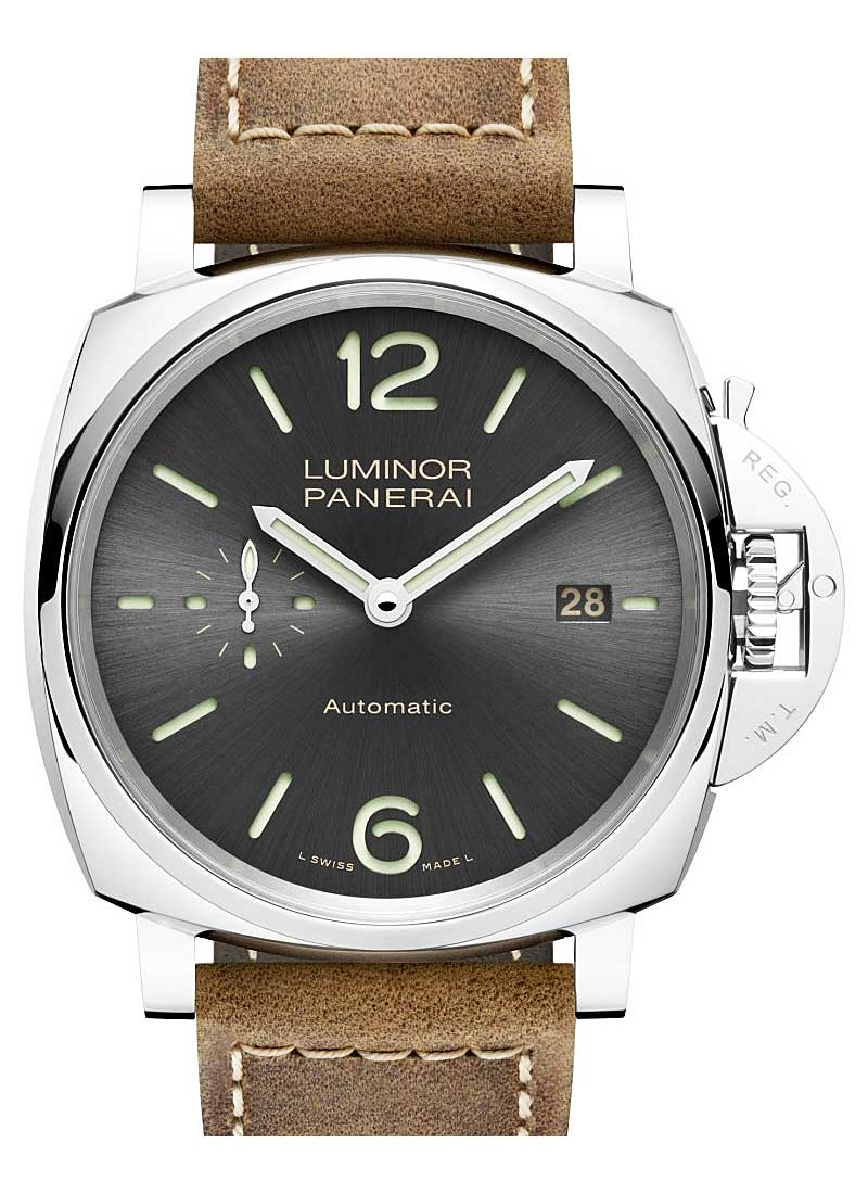 Panerai PAM 904 - Luminor Due 3 Days in Stainless Steel
