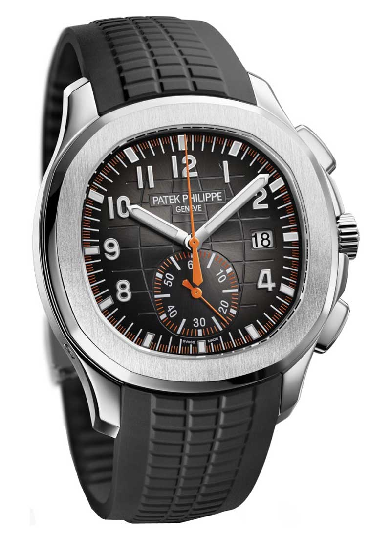 Patek Philippe Aquanaut 5968A-001  Automatic in Stainless Steel