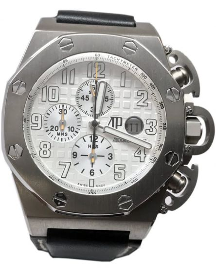 Audemars Piguet Royal Oak Offshore Chronograph T3 Terminator Limited Edition in Titanium