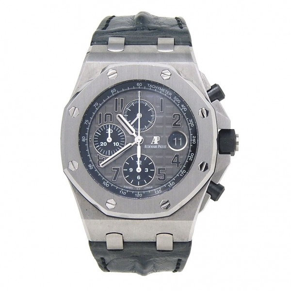 Audemars Piguet Royal Oak Offshore Elephant Chronograph in Steel