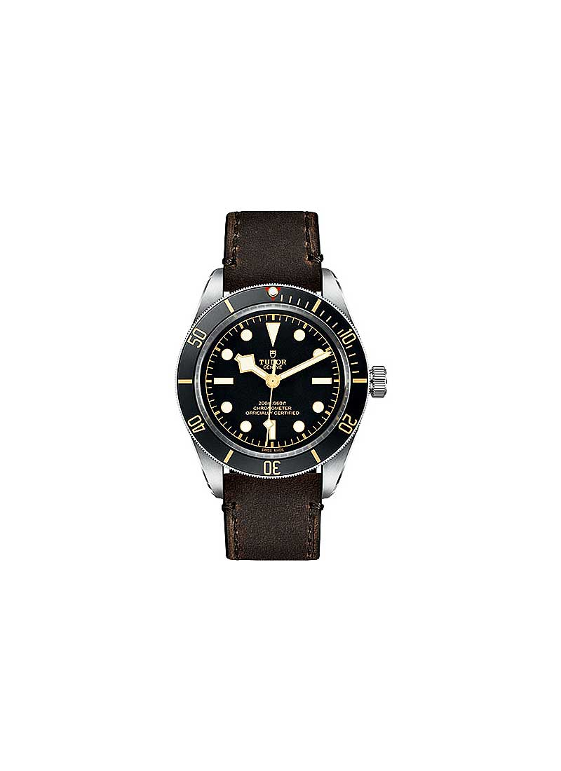 Tudor Heritage Black Bay Fifty-Eight in Stainless Steel