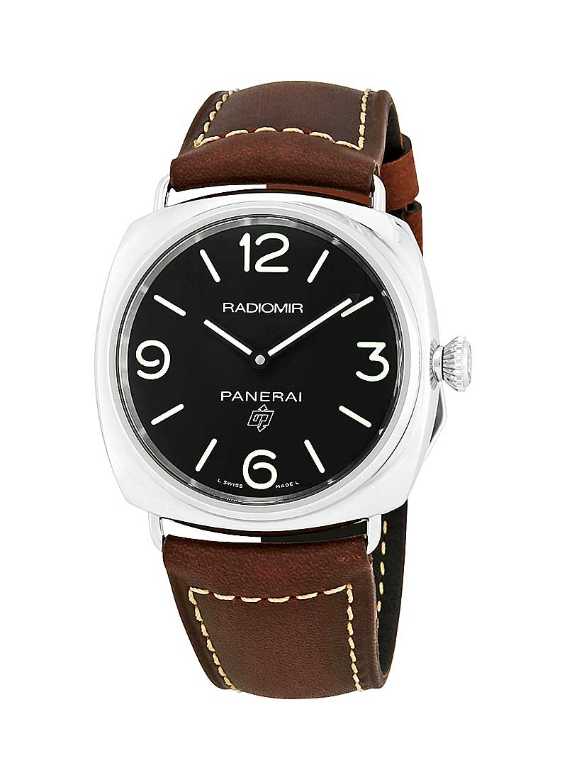Panerai PAM 753 - Radiomir Power Reserve in Steel