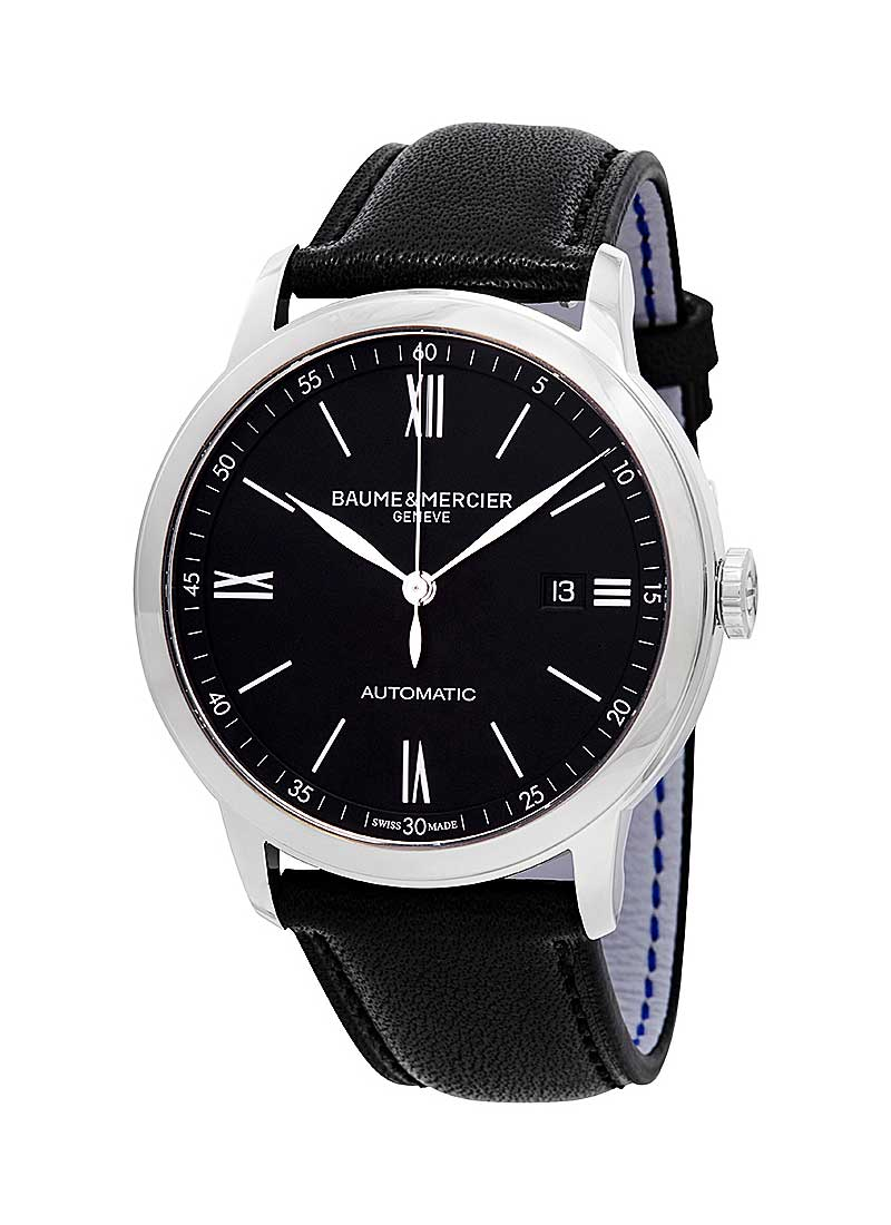 Baume & Mercier Classima Executives 39mm in Steel