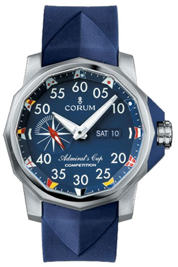 Corum Admirals Cup 48mm in Titanium