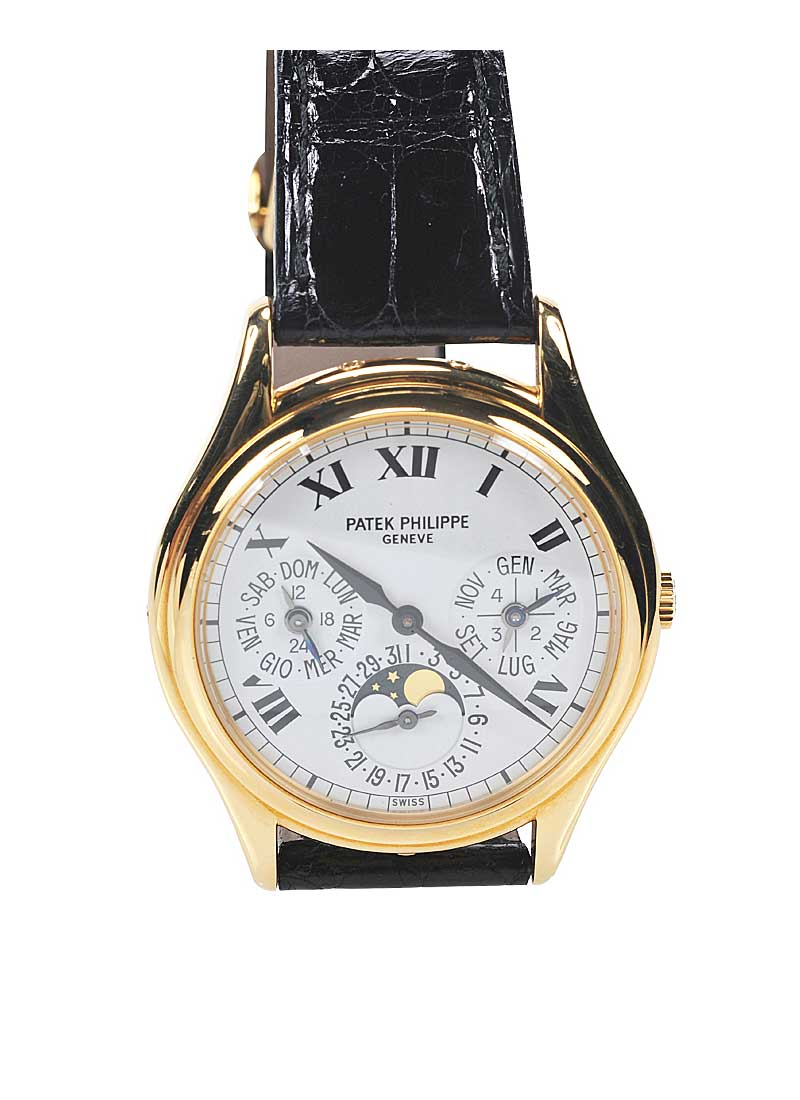 Patek Philippe Perpetual Calendar 36mm Automatic in Yellow gold