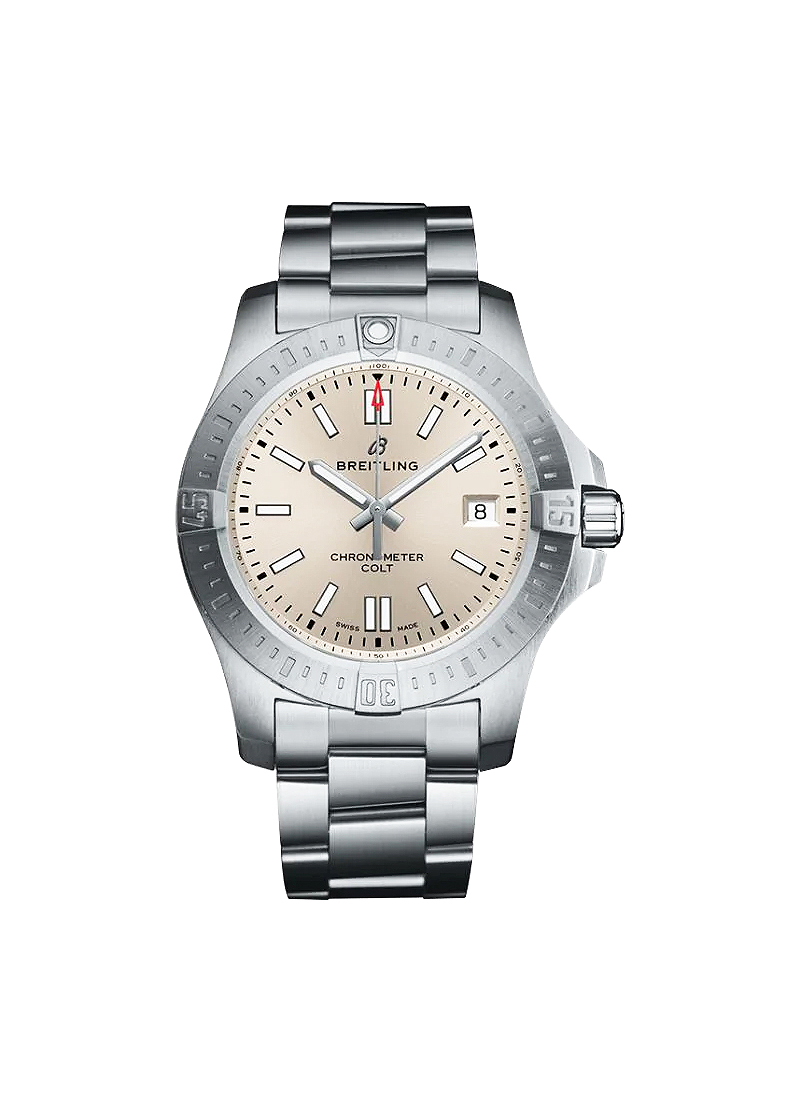 Breitling Chronomat 41mm in Steel