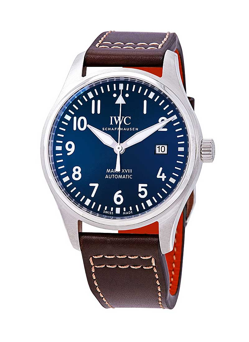 IWC Mark XVIII Petit Prince in Stainless Steel