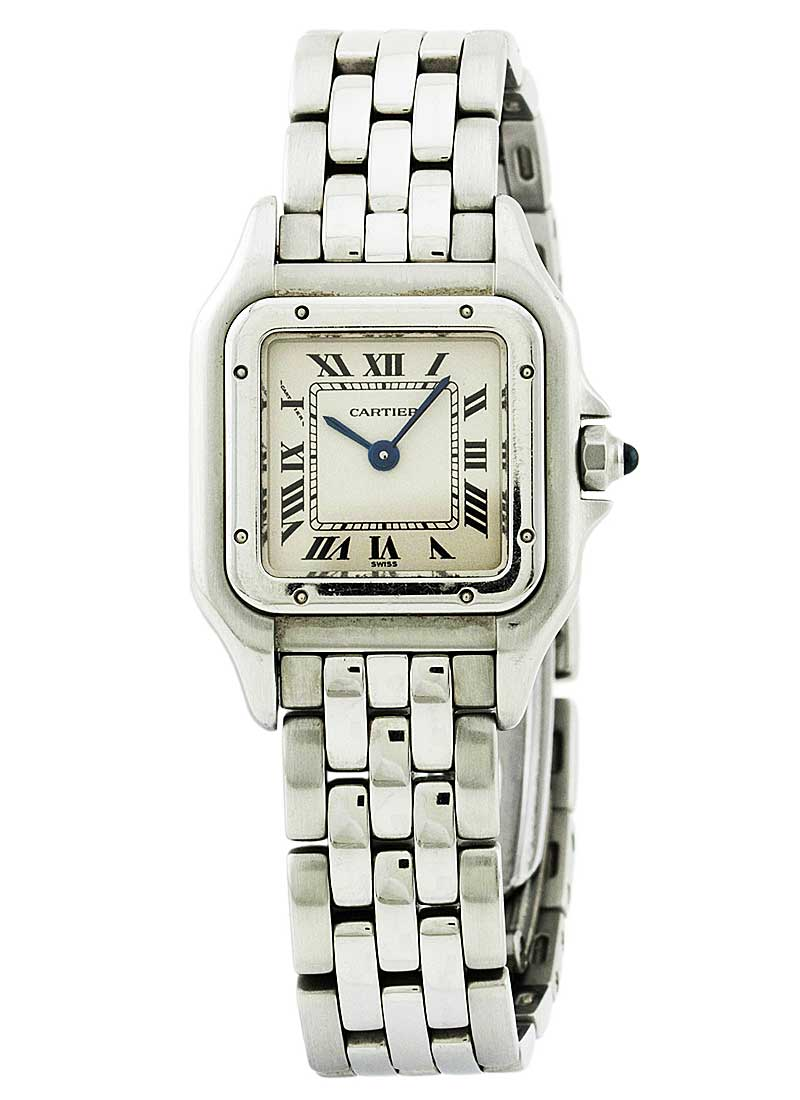 Cartier Panthere S in Steel