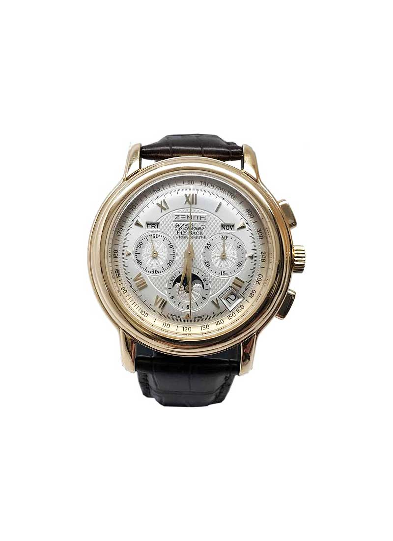 Zenith Chronomaster GT in Yellow Gold