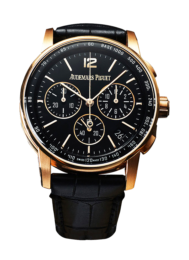 Audemars Piguet Code 11.59 Chronograph Automatic in Rose Gold