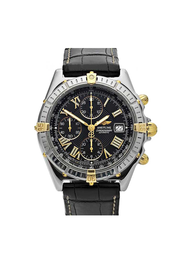 Breitling Crosswind Racing Chronograph in 2-Tone