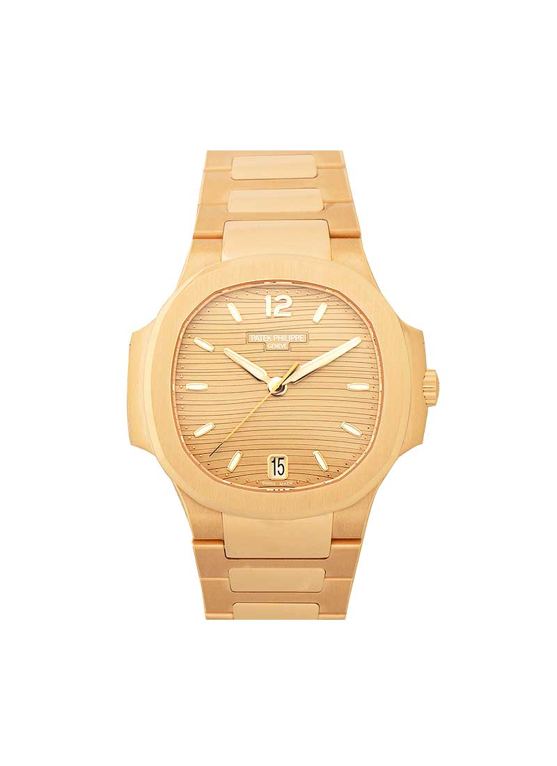 Patek Philippe Nautilus 7118 Automatic in Rose Gold