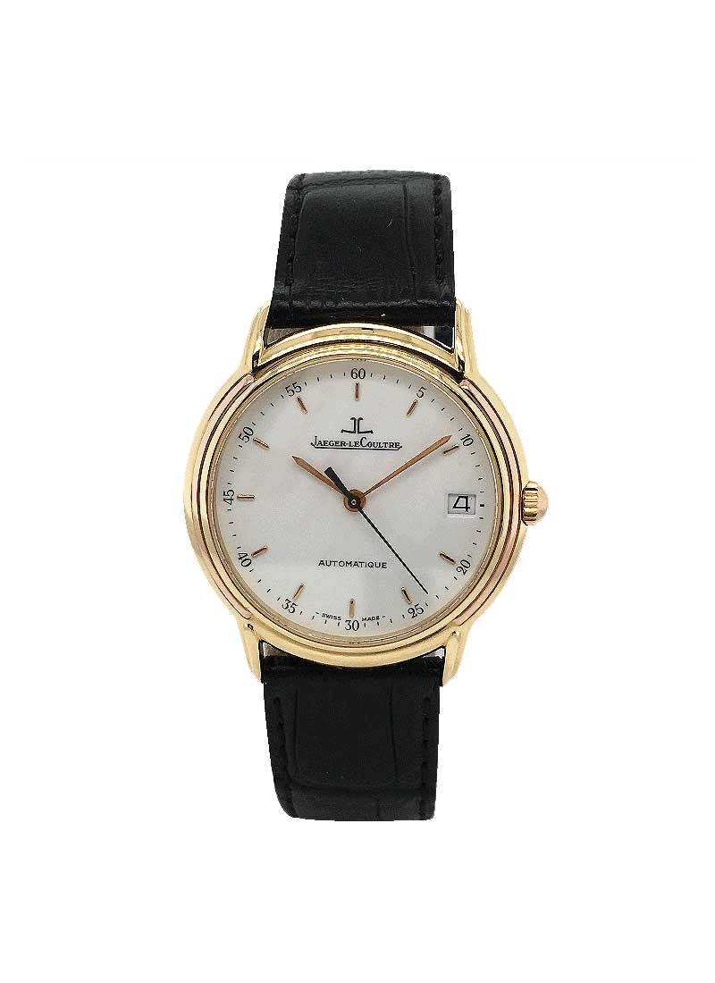 Jaeger - LeCoultre Odysseus 34.50mm  in Yellow Gold