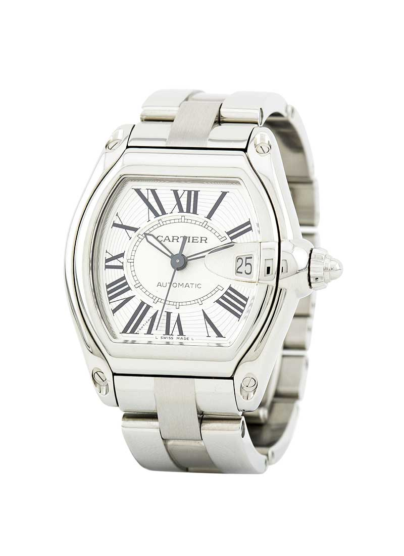 Cartier Roadster Men's Large Size