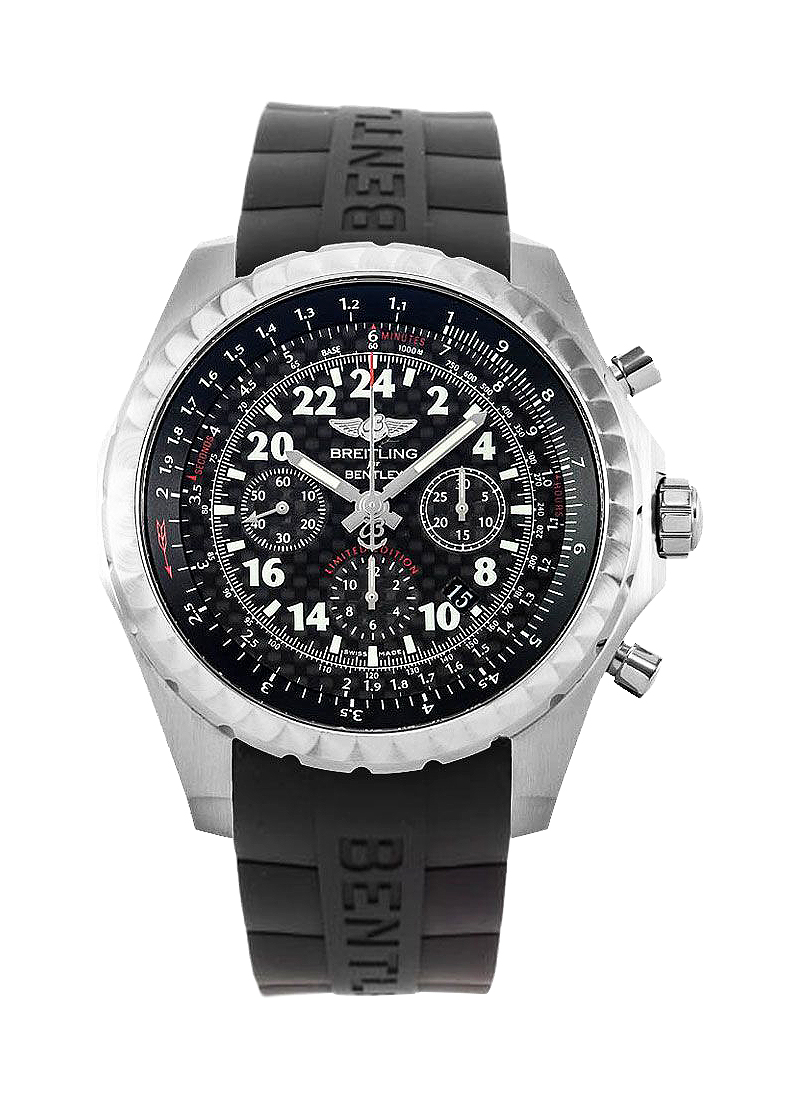 Breitling Bentley 24 Hour in steel - Limited Edition