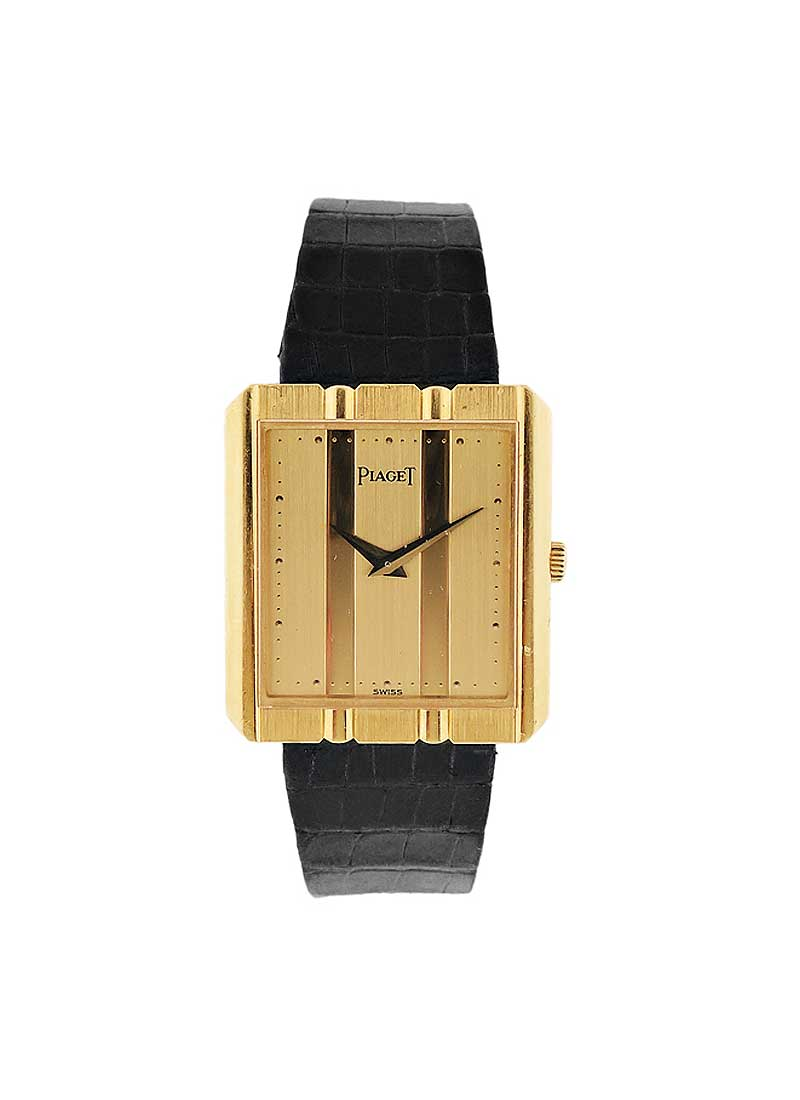 Piaget Polo Lady's 25mm in Yellow Gold