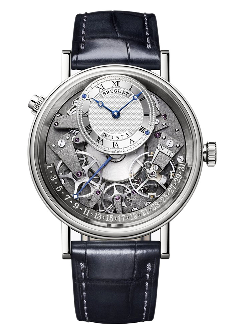 Breguet Tradition 7597 40mm in White Gold