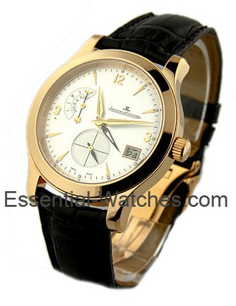 Jaeger - LeCoultre Master Hometime in Rose Gold