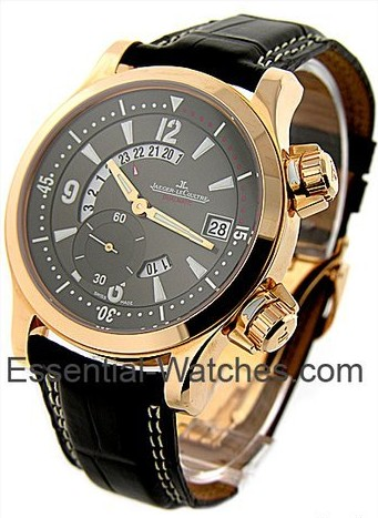 Jaeger - LeCoultre Master Compressor Dualmatic in Rose Gold